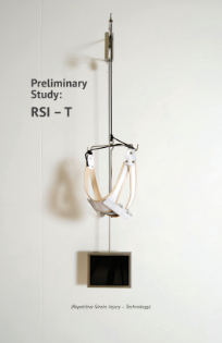Preliminary Study: RSI-T   - Slag Gallery, Brooklyn, 2014