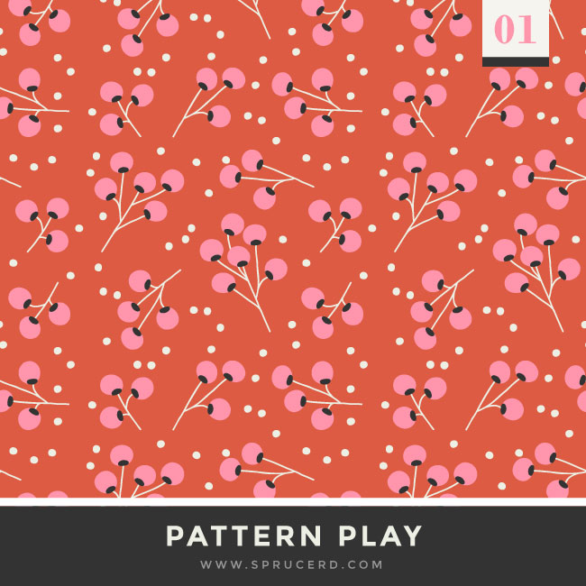 Pattern Play | Spruce Rd.