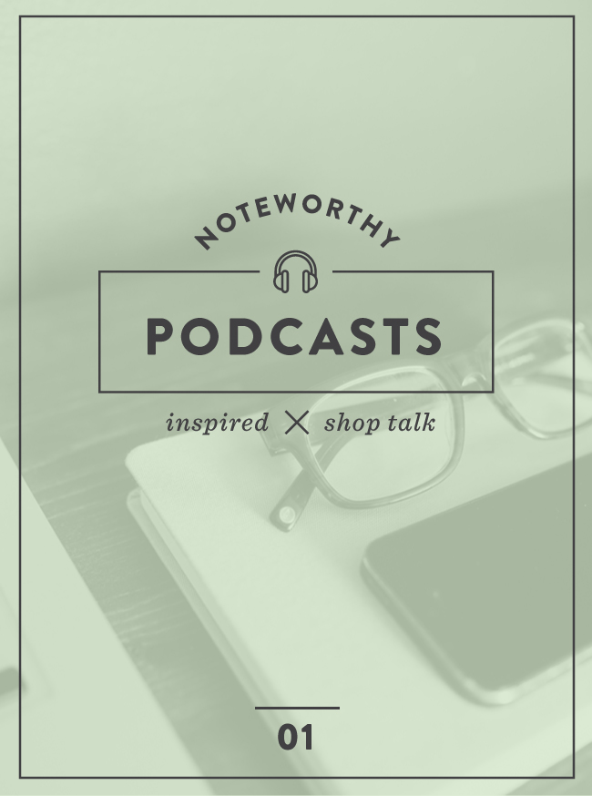 Noteworthy Podcasts | Spruce Rd.