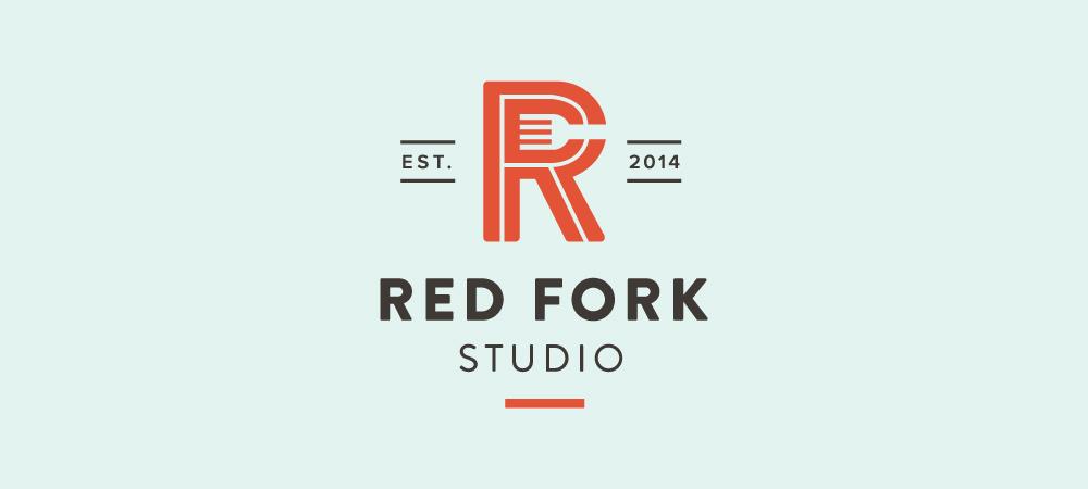 Red Fork Studio Logo | Spruce Rd.