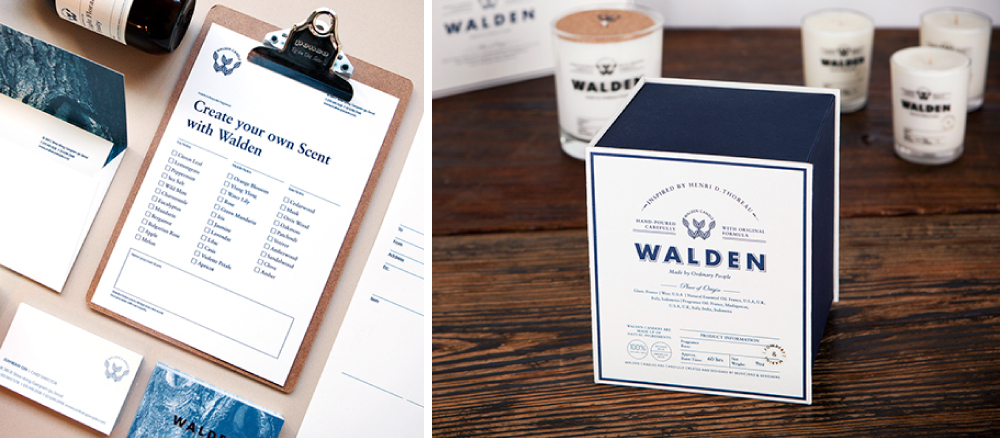 How to create a dynamic design layout - Walden by Charry Jeon | Spruce Rd.