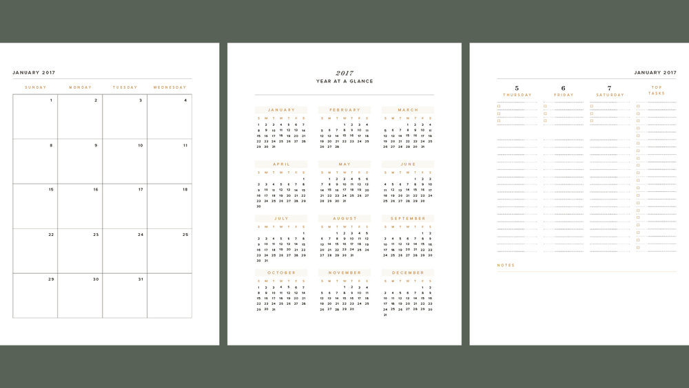New MiniClass Automating Calendars With Indesign  Spruce Rd