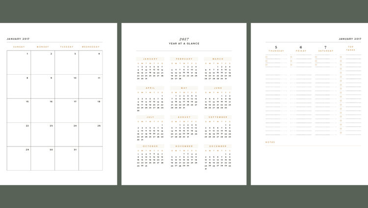 New Mini-Class: Automating Calendars With Indesign — Spruce Rd.