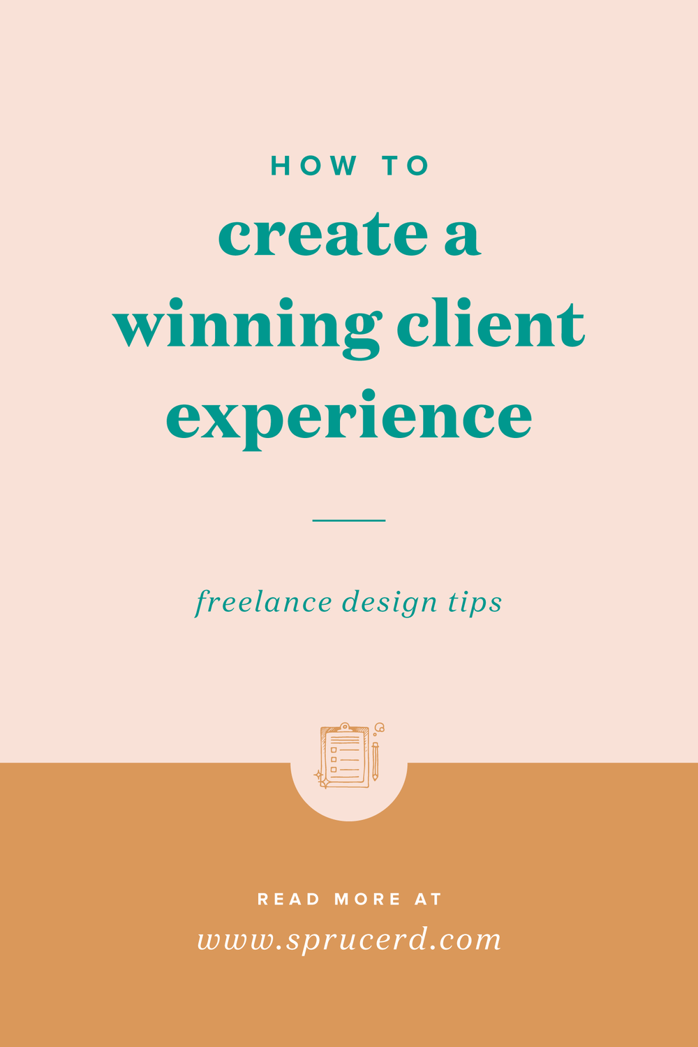 The client experience is how you consistently book freelance design clients. I've provided 3 examples (that you can swipe!) so you can grow + start your freelance design studio. | Spruce Rd. Design