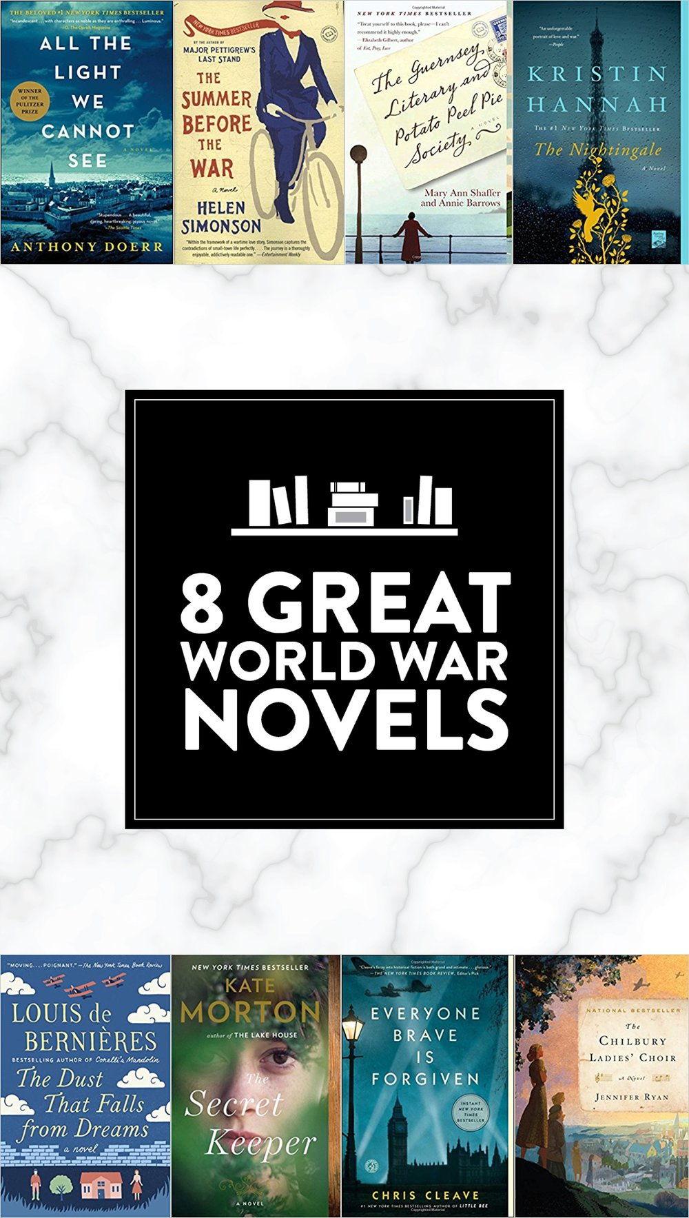 Eight great world war era novels valeriekeinsley eight great world war era novels sciox Gallery