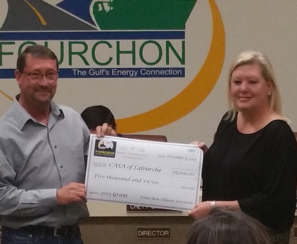 Ashley Barrios receiving grant 2015.jpg