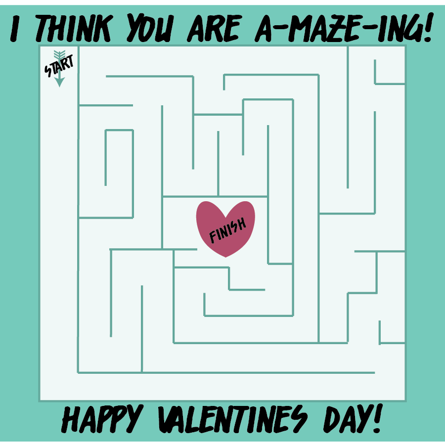 VALENTINE'S DAY CARDS - Click on the link below for your free Valentine's Day Cards. There are 6 cards per page. So make sure you print enough for the whole class!