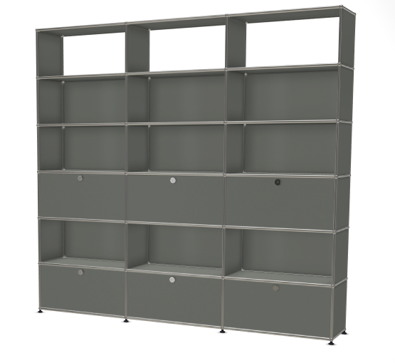 Haller Wall Unit : USM