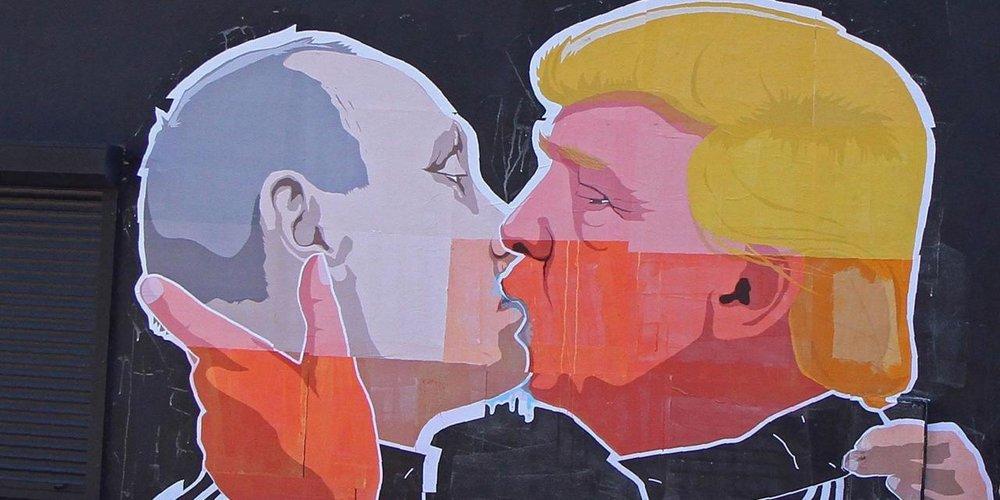Mural by Mindaugas Bonanu.