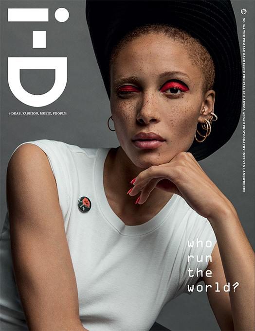 Adwoa Aboah is Getting Girls Talking About Mental Health