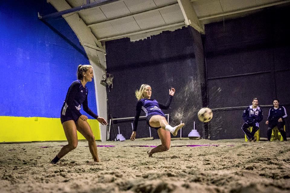 Iona van der Linden & Elin Astrid in Groningen 2016