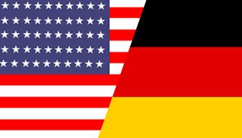 Bildergebnis für usa vs. german