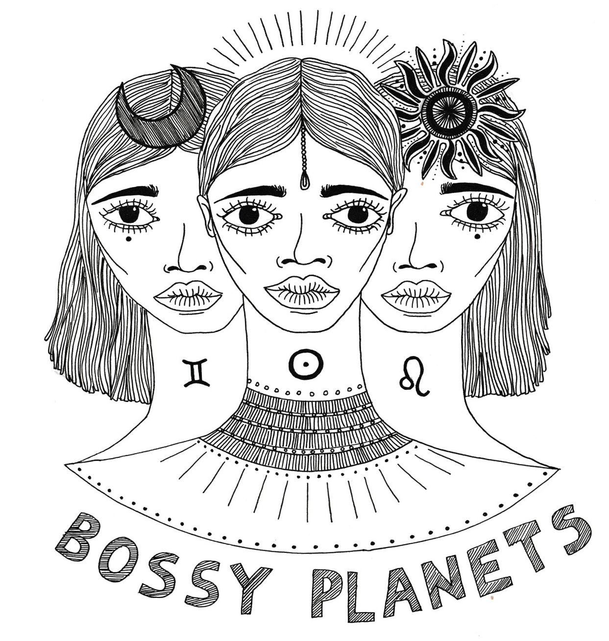 Bossy Planets
