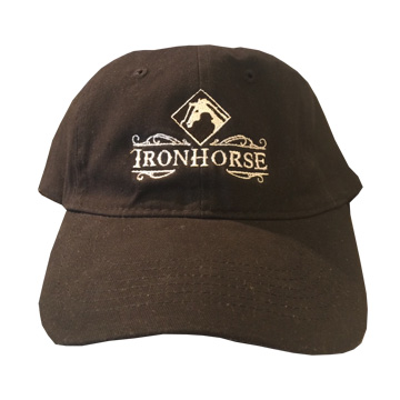 IronHorse Ball Baseball Cap