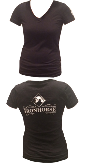 IronHorse Ball Ladies shirt