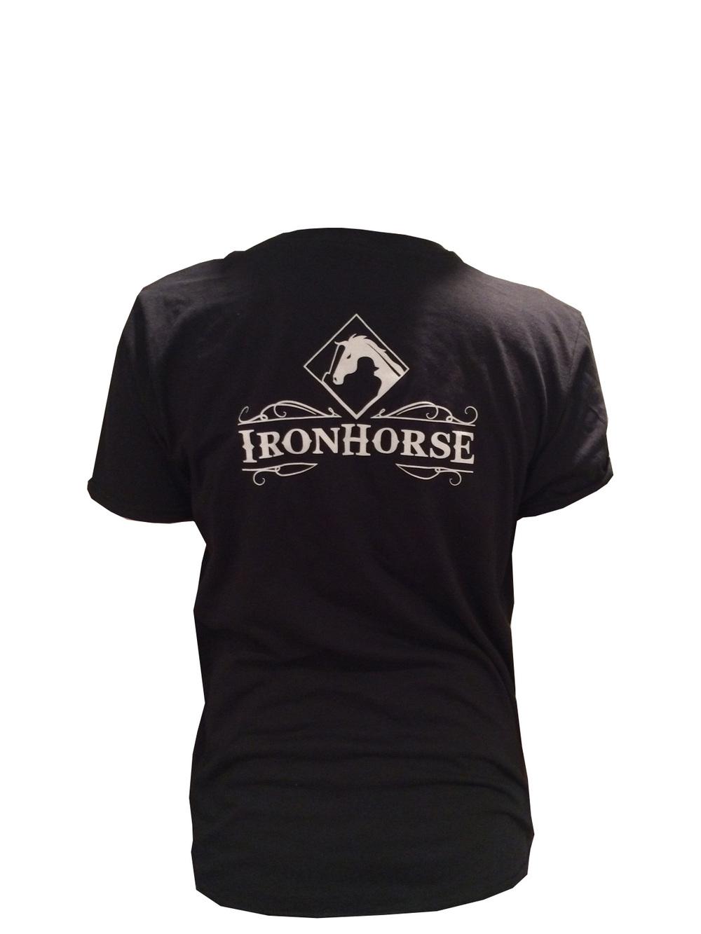 IronHorse Ball Unisex Tshirt