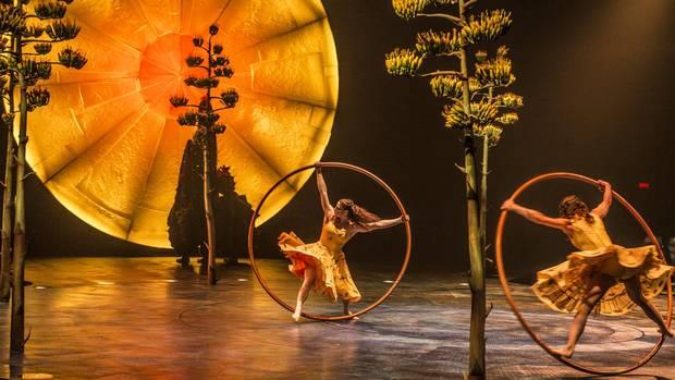 """Cirque de Soleil's """"Luzia"""""""