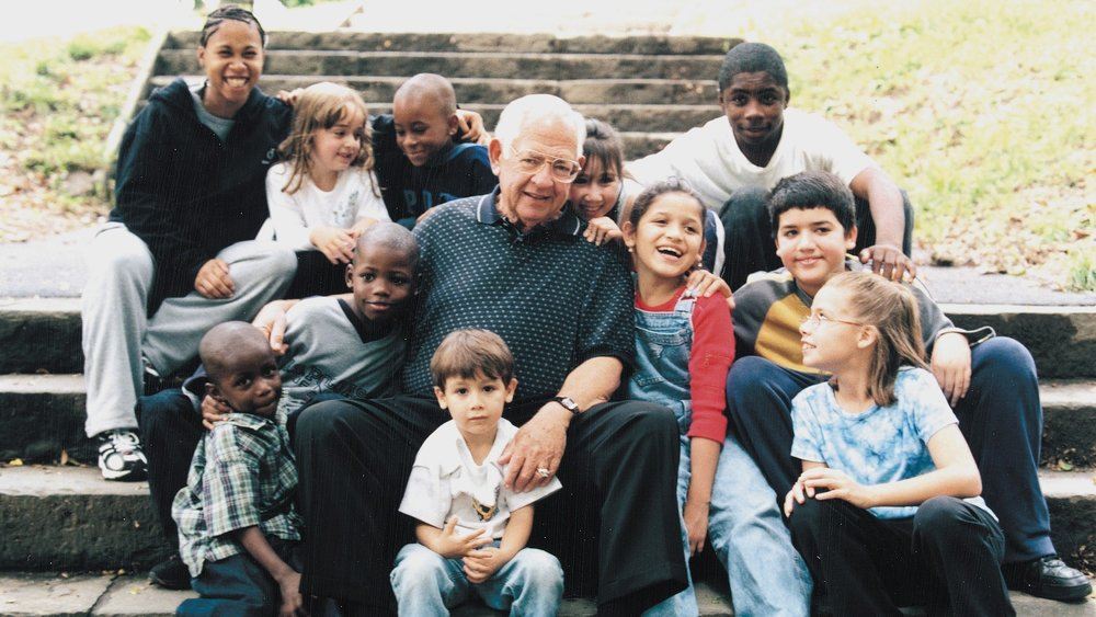 Dave Thomas and Children in The Foster Care System