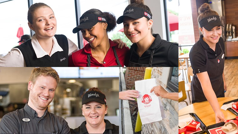 At Wendy's, we treat you like family because we are family. Together, we're working to make sure each customer experience is as special as the one before.