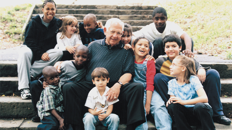 Dave Thomas made adoption the signature cause of the Wendy's Company and in 1992 gave the cause a national platform by founding the Dave Thomas Foundation for Adoption.