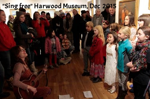 Harwood Museum, Dec. 2015