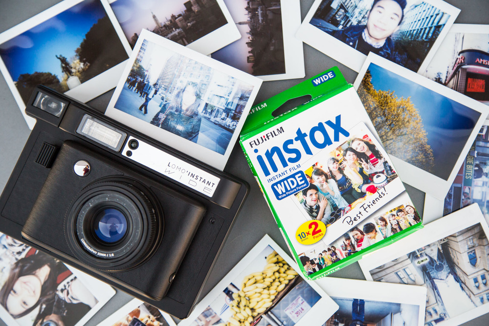 Lomo'Instant Wide Review