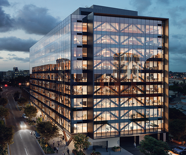 Lendlease 25 King Street, Brisbane | The eWater Hygiene System is now part of the largest and tallest engineered timber office building in Australia. Setting new standards in environmental and socially sustainable workplaces, eWater will be used to clean the interior of the building. Congratulations to all involved for an outstanding development.
