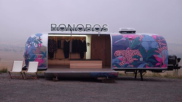 Trailer Parked — New work for @bonobos