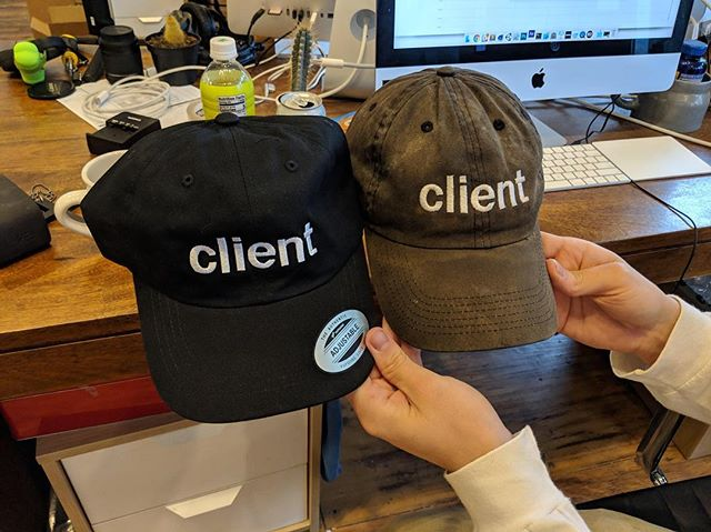 Friends come and friends go, but clients last forever.
