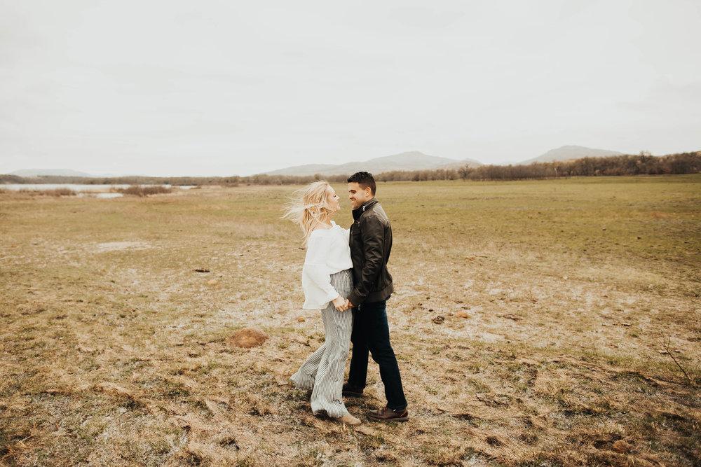 Tyler and Jessica Wichita Mountains Engagement Shoot 152.jpg