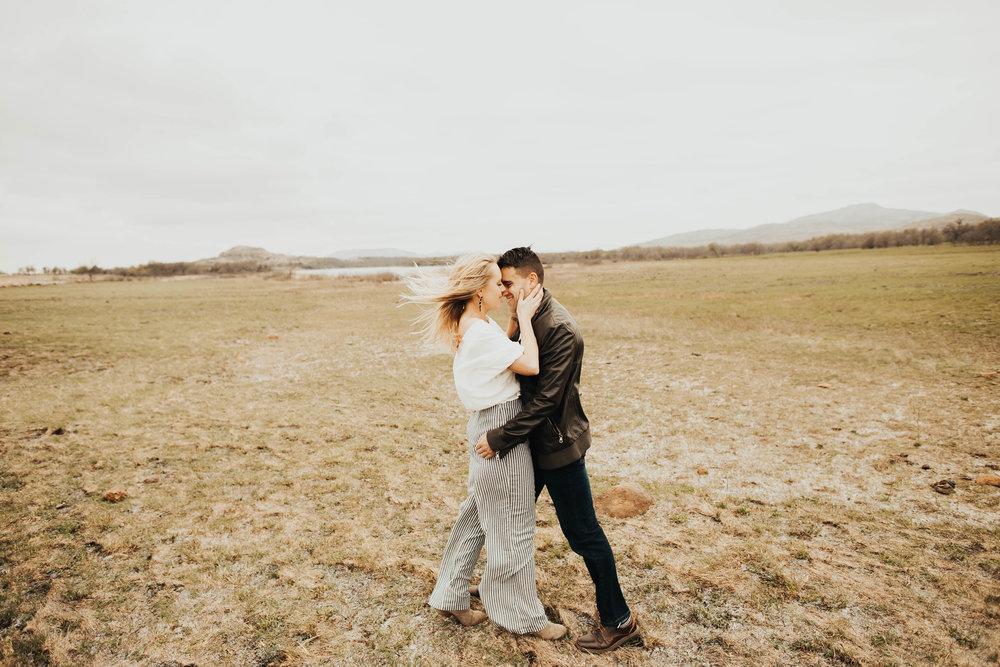 Tyler and Jessica Wichita Mountains Engagement Shoot 160.jpg