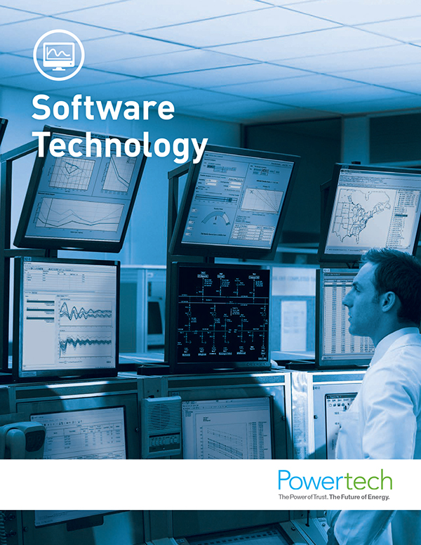 Software Technology Brochure→