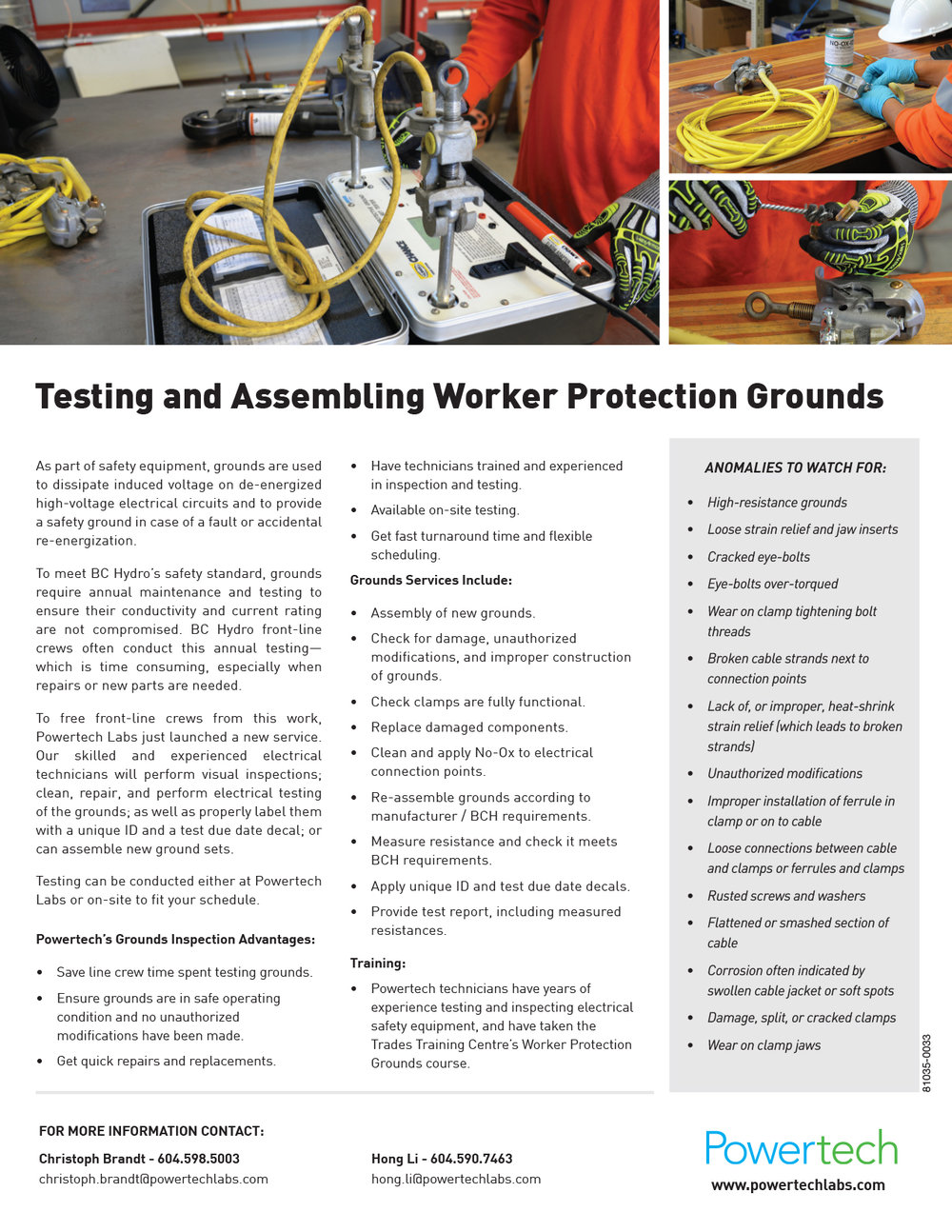 Worker Protection Grounds PDF file→