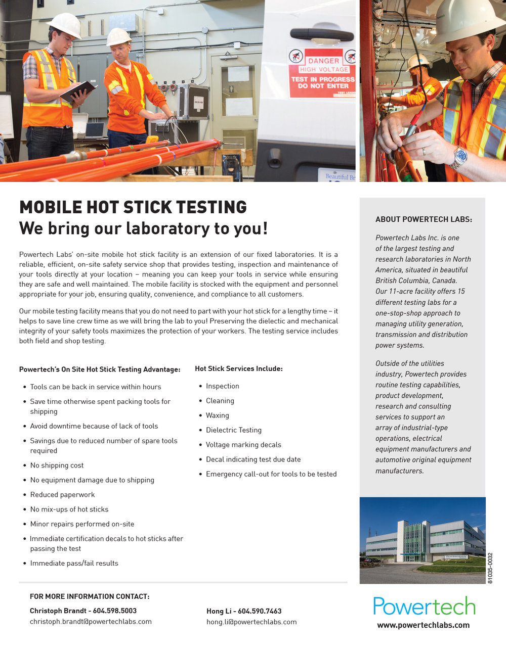 Mobile Hot Stick Testing PDF→