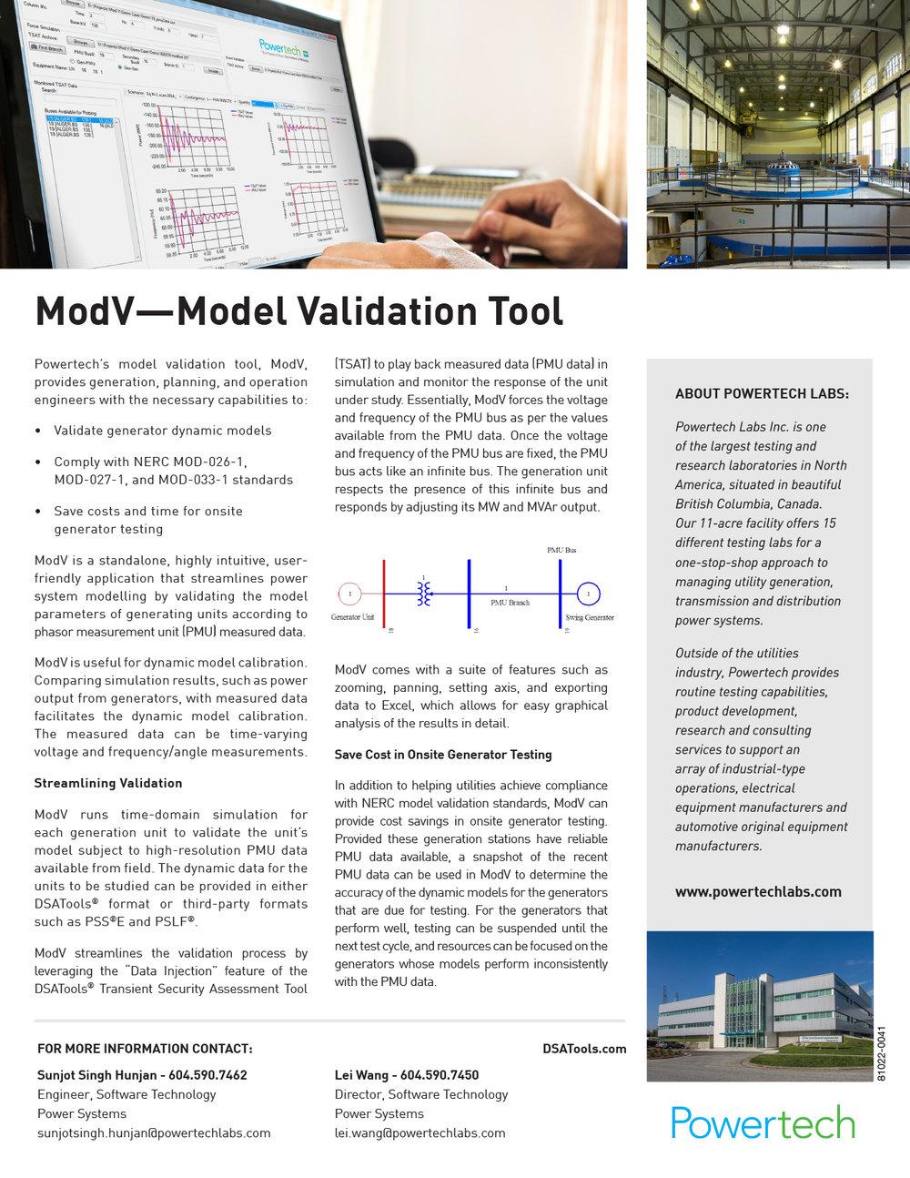 ModV Brochure→