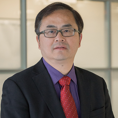 LEI WANG   -  PhD., P.Eng.  Director Power Systems