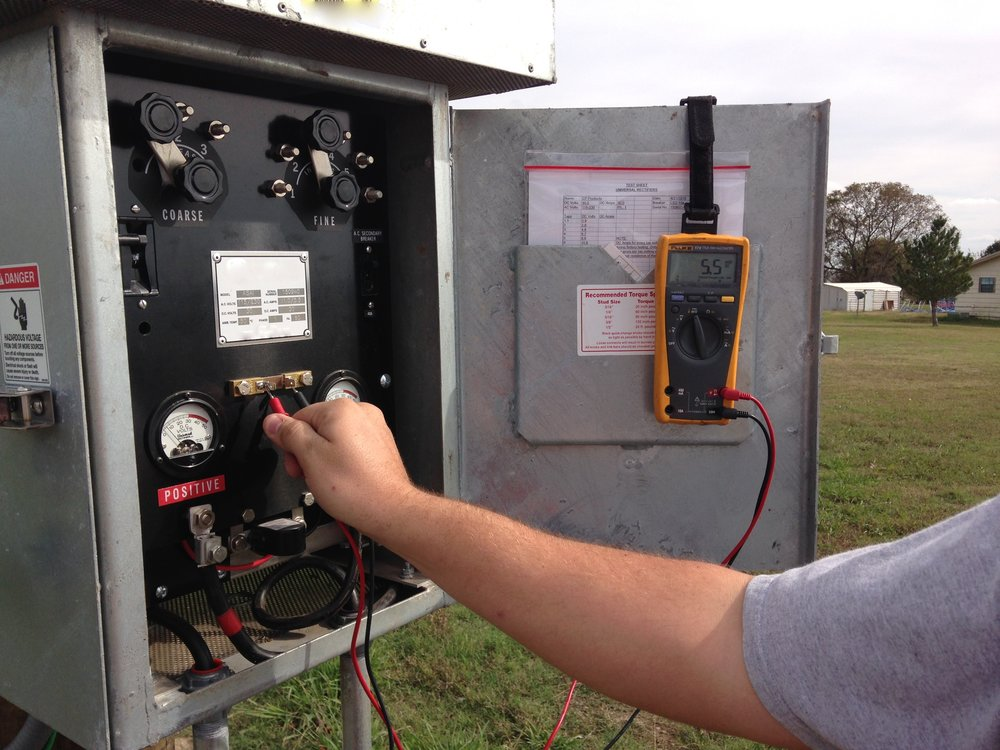CURRENT REQUIREMENT TESTING FOR CATHODIC PROTECTION