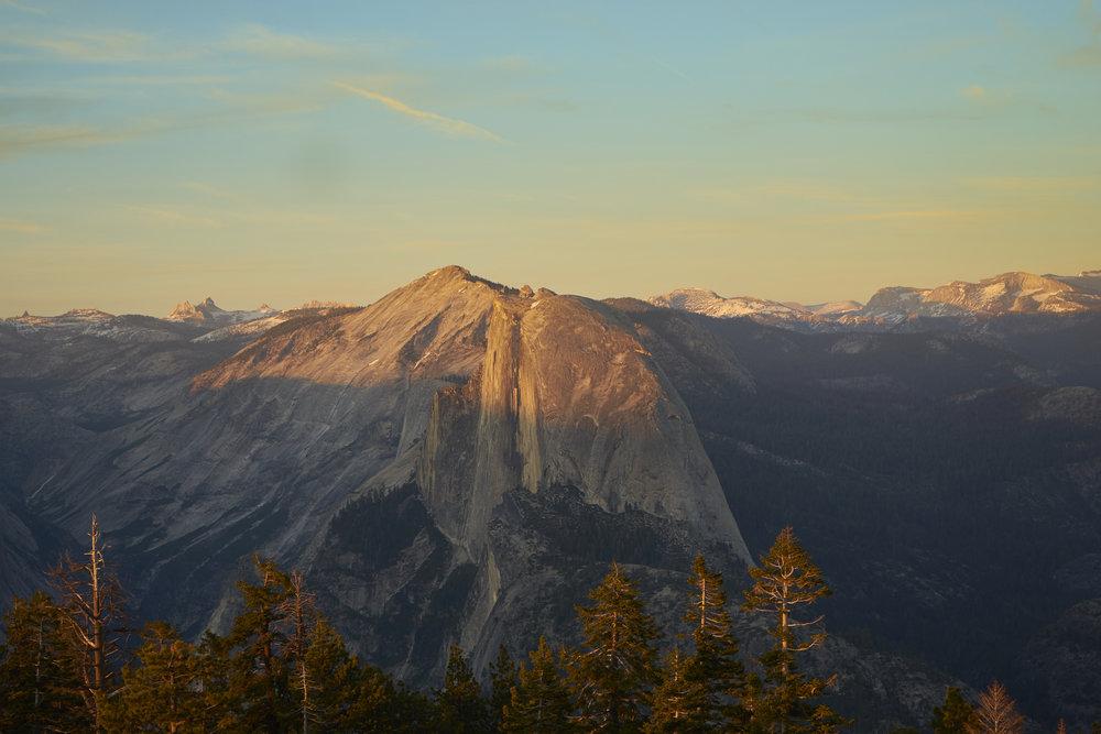Half Dome Yosemite, California