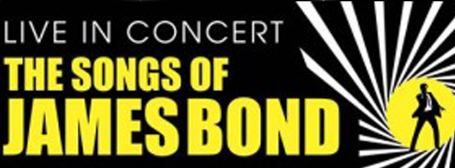 The Songs of James Bond  (Room 8 Productions) Arrangements - Featuring Susie Ahern, Maria Mercedes, Ben Mingay and Kiyomi Vella