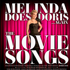 Melinda Does Doris... Again   Melinda Schneider w/Tom Burlinson    (transcription/arrangements)