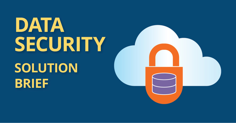 data security solution brief