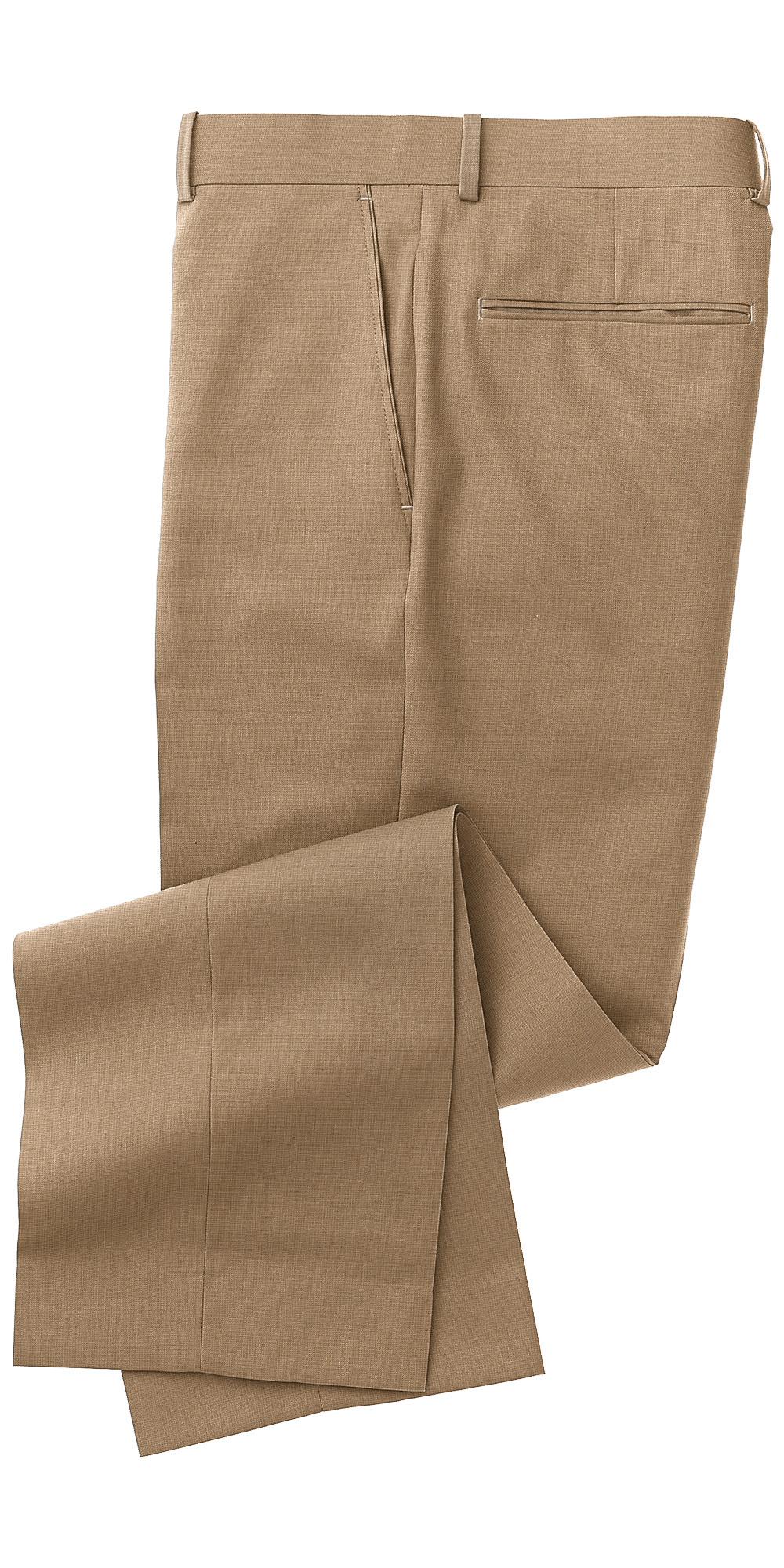 Tan Trouser