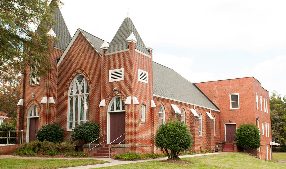 Alexander Memorial Baptist Church