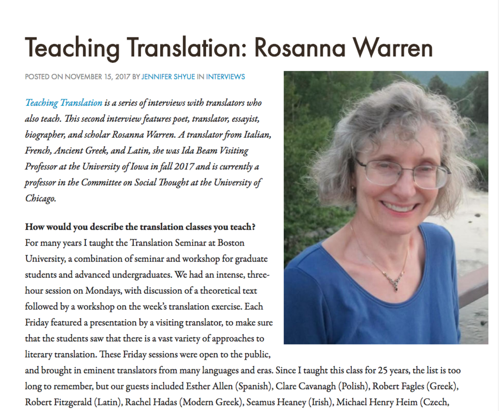 Teaching Translation: Rosanna Warren.png