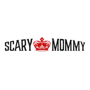 Image result for scary mommy logo