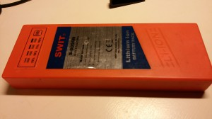Sound Devices 664 Battery