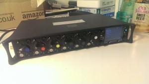 Canon 650D Audio