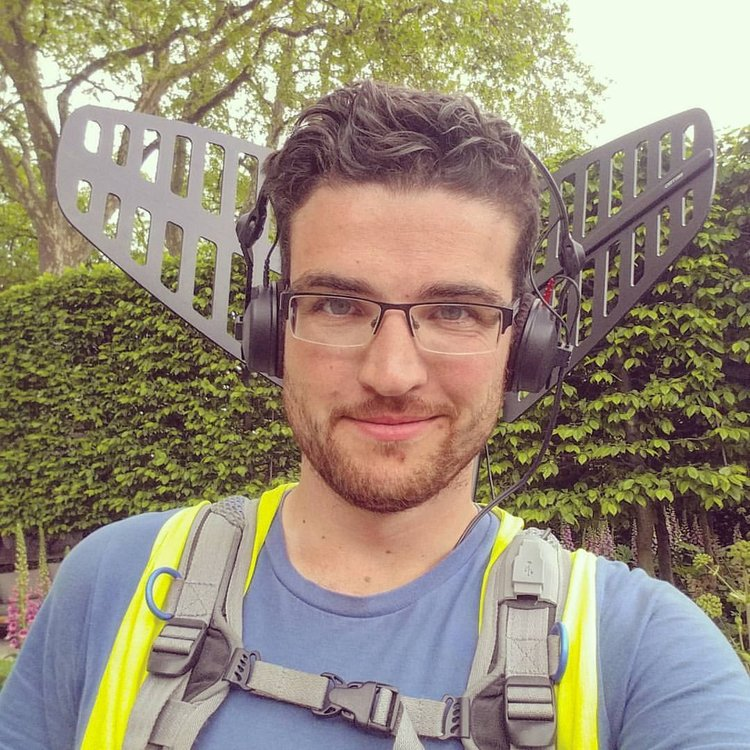 London Sound Recordist | Matt Price