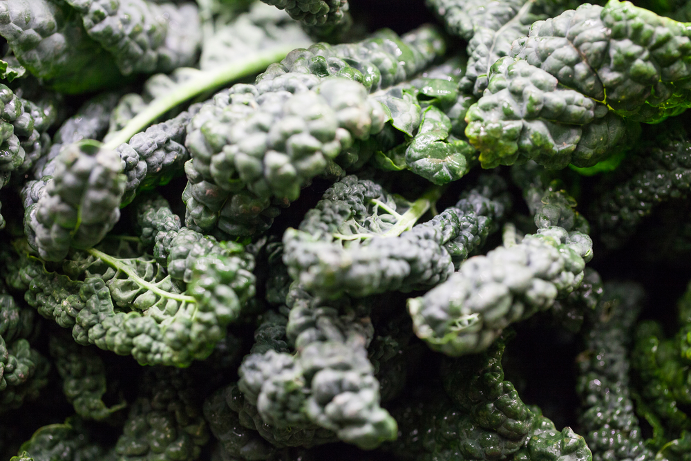 Organic Curly Kale From Mana Foods Produce Department