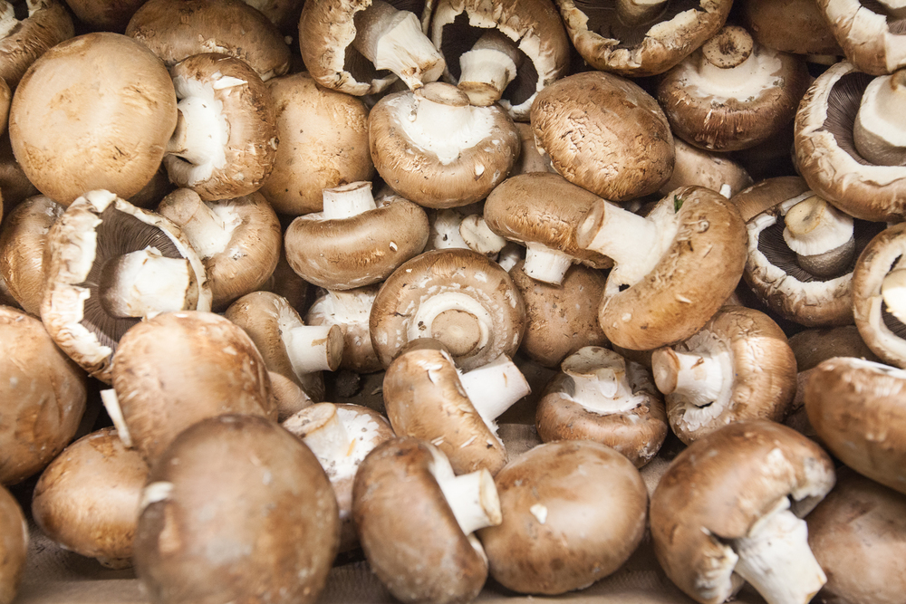 mushrooms From Mana Foods Produce Department